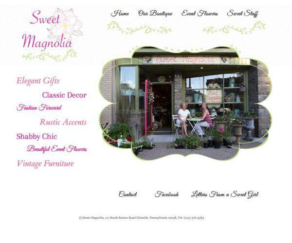 Sweet Magnolia Gifts and Flowers